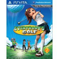 270x270-Игровой диск для ps vita SONY CEE EVERYBODY'S GOLF PS Vita