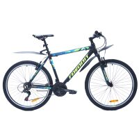 270x270-Велосипед Favorit Master V 26 (черный/желтый)