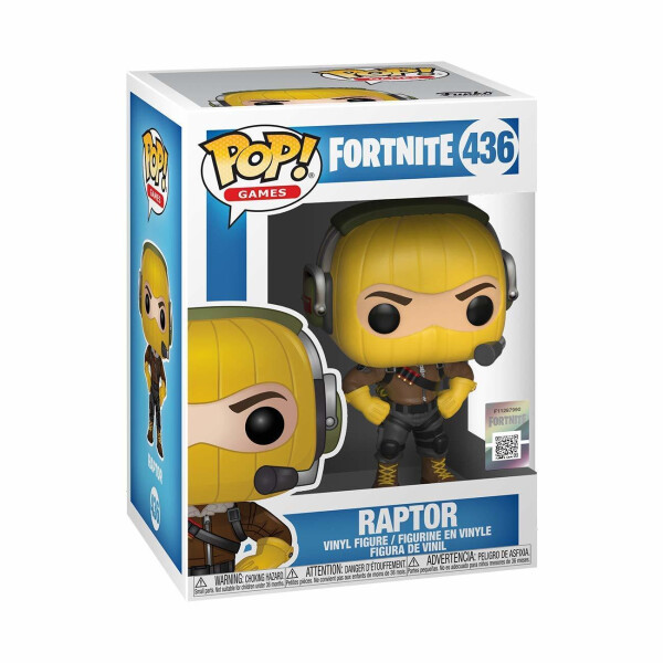 Фигурка Funko POP! Vinyl: Games: Fortnite: Raptor