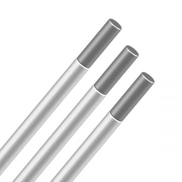 Электрод вольфрамовый серый SOLARIS WC-20 ф 2.4мм (WM-WC20-2401)