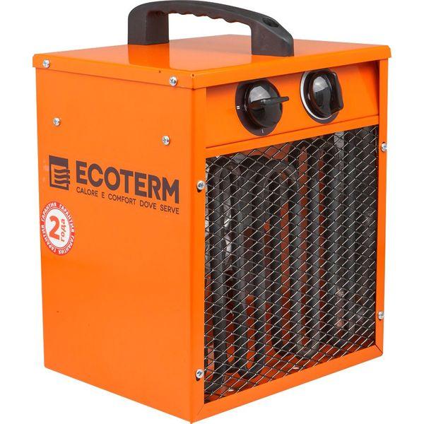 Тепловая пушка Ecoterm EHC-03/1C