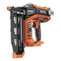 Аккумуляторный гвоздезабивной электро-пневматический пистолет AEG Powertools B16N18-0 (4935451533 без аккумулятора)