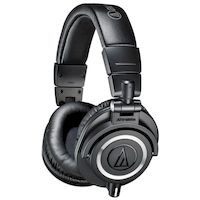 270x270-Наушники AUDIO-TECHNICA ATH-M50X черный
