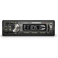 Автомагнитола Soundmax SM-CCR3049F (черный)