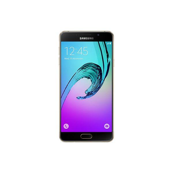 Смартфон SAMSUNG Galaxy A7 SM-A710F золотой (SM-A710FZDDSER)