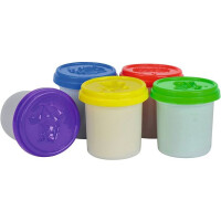 Набор для лепки Simba Мягкий пластилин, 10 6322264, 700гр