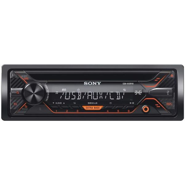 CD-ресивер SONY CDX-G1201U