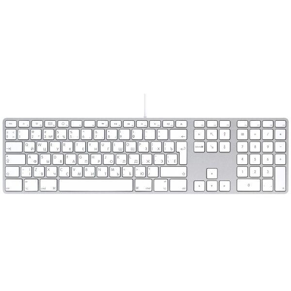 Клавиатура Apple A1243, MB110RS/B