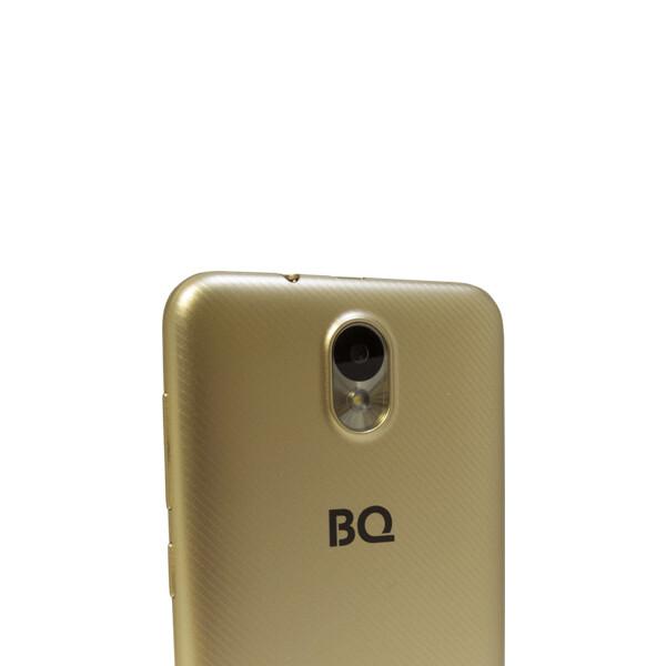 Смартфон BQ-Mobile BQ-5300G Velvet View (золотистый)