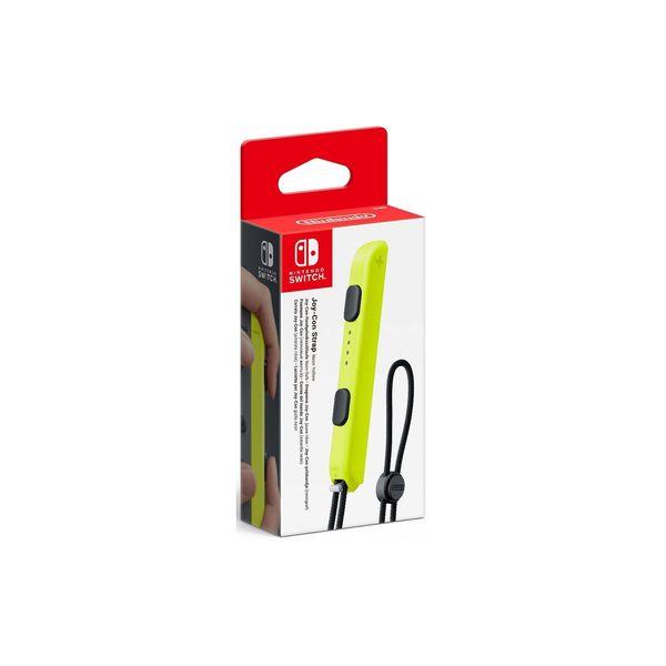 Ремешок для игровой консоли Nintendo Switch Joy-Con (желтый)