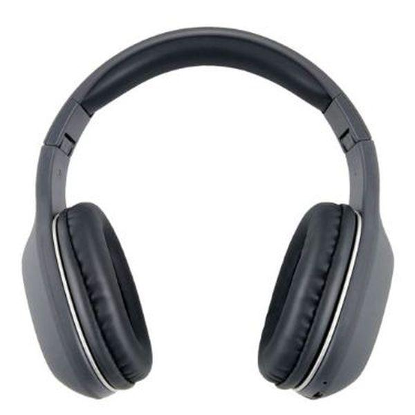 Наушники с микрофоном ROMBICA MySound BH-04 (серый)