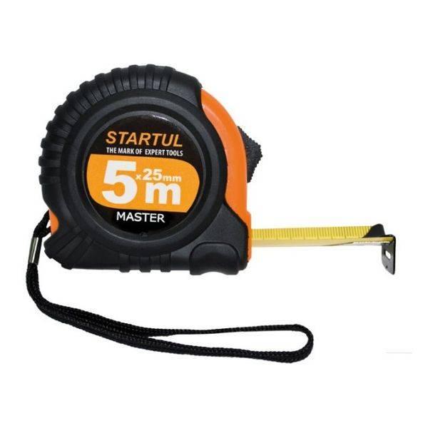 Рулетка STARTUL Мастер 7.5м/25мм (ST3002-7525)