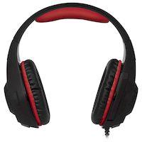 Наушники с микрофоном SVEN AP-G886MV черно-красный