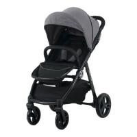 270x270-Прогулочная коляска BabyZz Rally (серый)