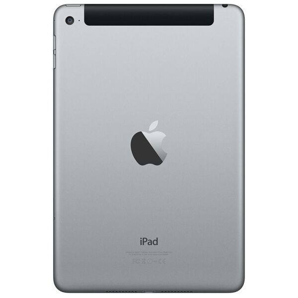 Планшет Apple iPad mini 4 Wi-Fi Cellular 32GB A1550 Space Grey (MNWE2RK/A)