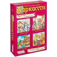 270x270-Настольная игра Hobby World Каркассон. Предместья и обитатели