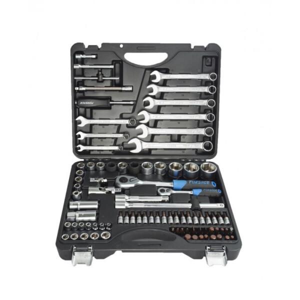 Универсальный набор инструментов FORSAGE 4821-5 PREMIUM 88 предмета