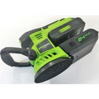 Эксцентриковая шлифовальная машина Greenworks G24ROS (3100107)