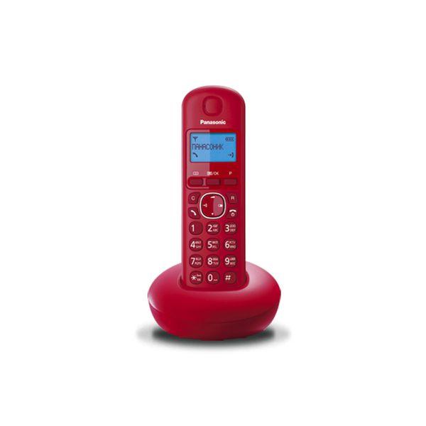Телефон стандарта dect PANASONIC KX-TGB210RUR