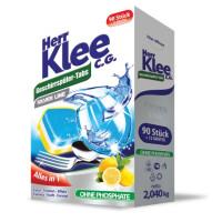 270x270-Таблетки для посудомоечных машин Herr Klee C.G.Silver Line 102 шт