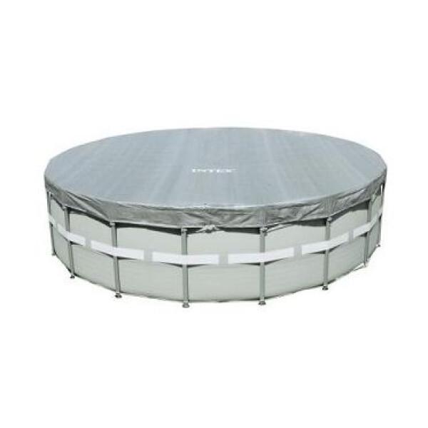 Тент для каркасных бассейнов Intex Ultra Frame 28040