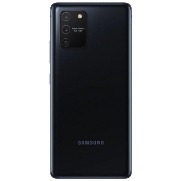 Смартфон Samsung Galaxy S10 Lite (черный)