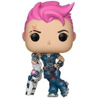 270x270-Фигурка Funko POP! Vinyl: Games: Overwatch S3: Zarya (29048)