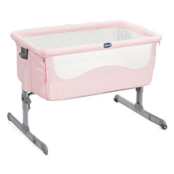 Детская кроватка Chicco NEXT2ME FRENCH ROSE