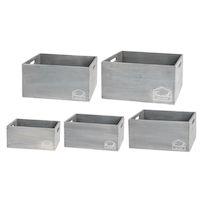 270x270-Набор ящиков для хранения FANNI K 314310 (5 шт)