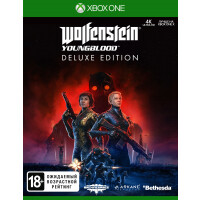 270x270-Игра Wolfenstein: Youngblood Deluxe Edition [Xbox One, русская версия]