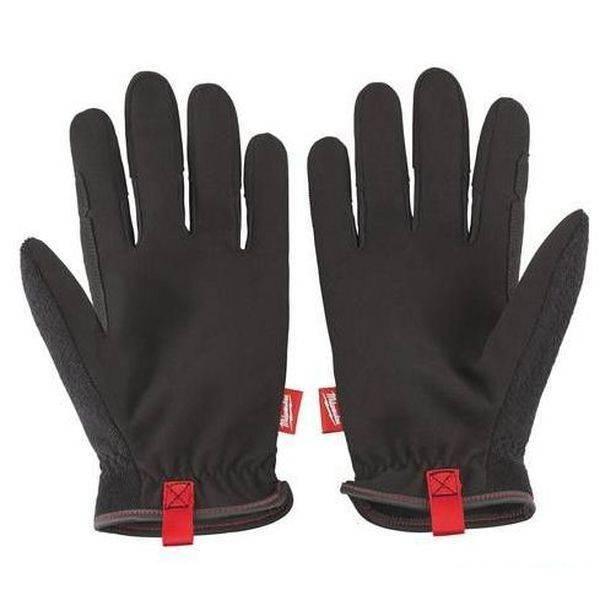 Перчатки рабочие мягкие MILWAUKEE размер 11/XXL (48229714)