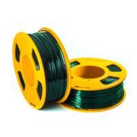 270x270-Пластиковая нить U3Print GF PETG 1,75 мм 1000 г (изумрудный, светопропускающий)