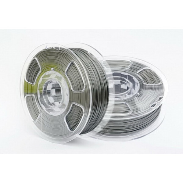 Пластиковая нить U3Print GF PETG 1,75 мм 1000 г (мокрый асфальт)