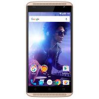270x270-Смартфон Vertex Impress Groove (3G), золотой