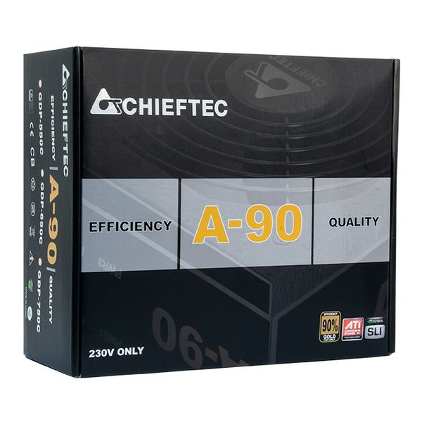 Блок питания CHIEFTEC A-90 GDP-750C