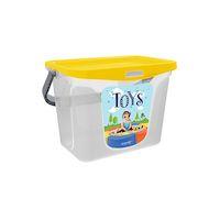 270x270-Емкость для игрушек BEROSSI Toys 6 л солнечный