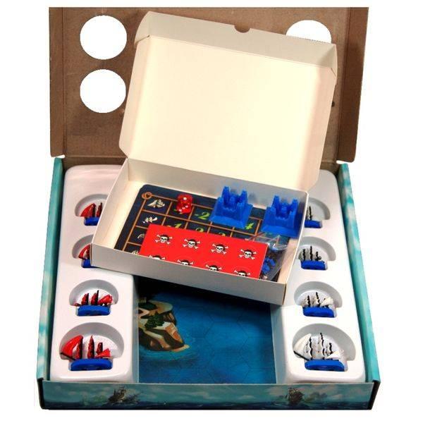 Настольная игра Bombat Морской бой (0004)