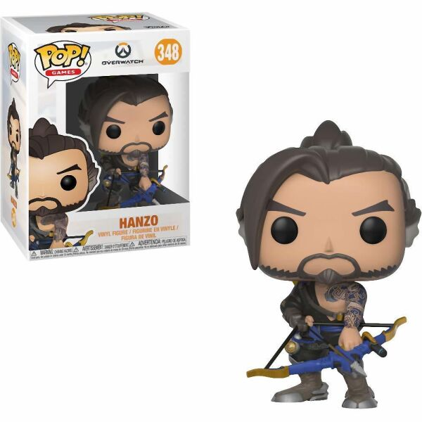 Фигурка Funko POP! Vinyl: Games: Overwatch S4: Hanzo (32272)