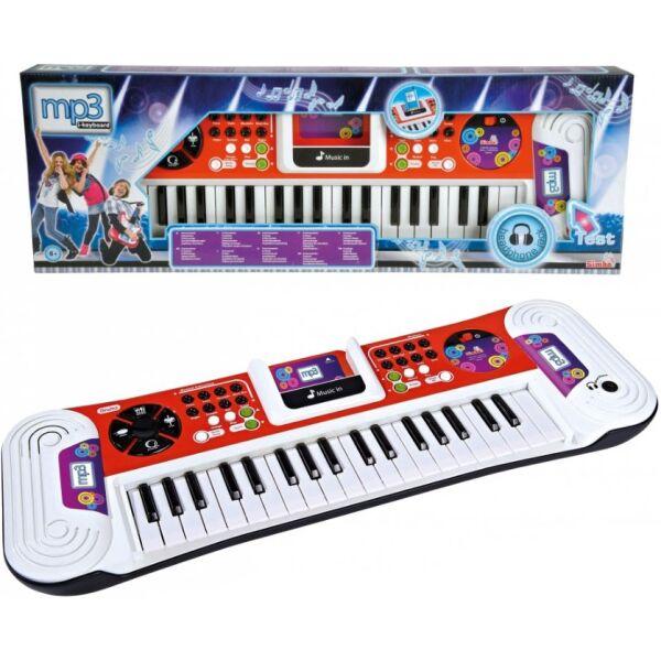 Детский синтезатор Simba с разъемом для МРЗ, 10 6832606