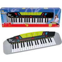 Стильный синтезатор Simba на батарейках, 10 6835366