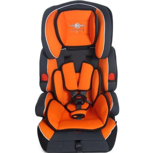 Автокресло MARTIN NOIR PIONEER Orange tiger (BAB001)