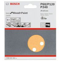 Шлифлист Bosch Best for Wood and Paint C470 2.608.605.084