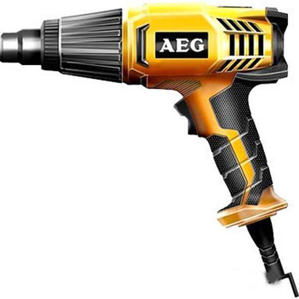 Строительный фен AEG Powertools HG 600 V (4935441025)