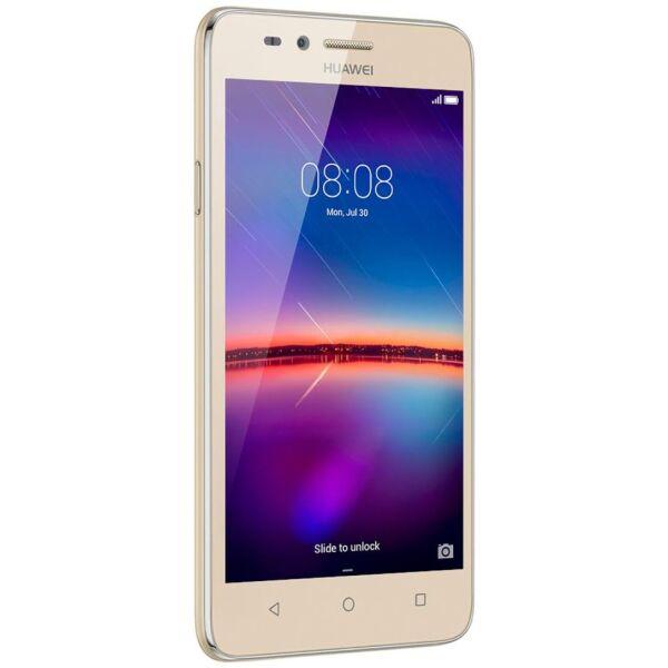 Смартфон Huawei Y3II Dual Sim 3G Sand Gold (LUA-U22)