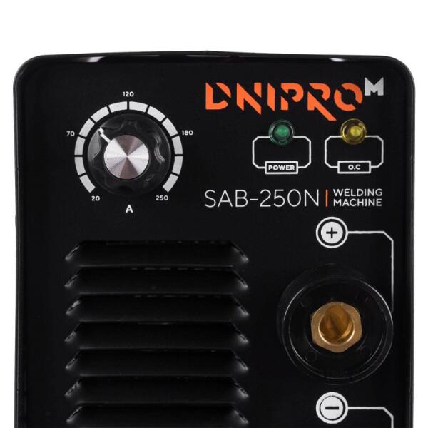 Сварочный инвертор Dnipro-M SAB-250N