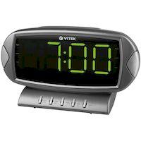 270x270-Радио-часы VITEK VT-3512 GY
