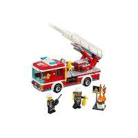 Конструктор LEPIN Пожарная машина с лестницей 02054
