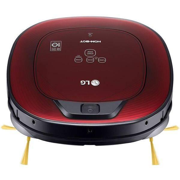 Пылесос LG VRF6570LVM