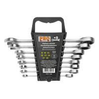 270x270-Набор ключей комбинир. трещоточных PRO STARTUL (PRO-7108) 8-19мм 8шт