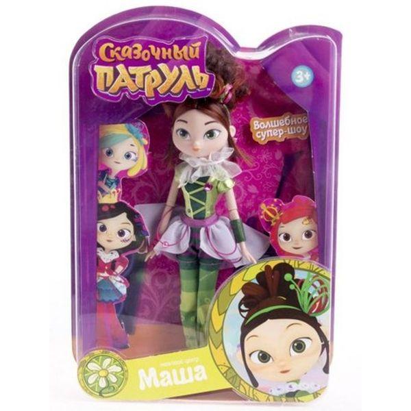 Кукла СКАЗОЧНЫЙ ПАТРУЛЬ Music Маша (4386-1)